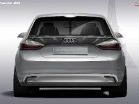 Audi A1 Sportback concept, 8 of 8