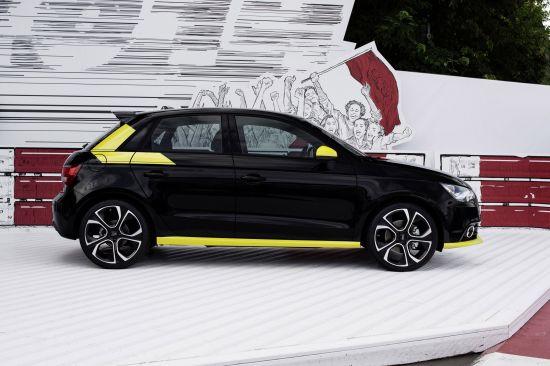 Audi A1 Sportback Custom Worthersee
