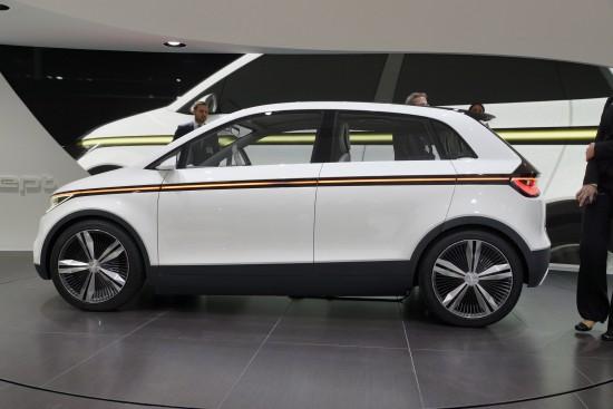 Audi A2 concept Frankfurt