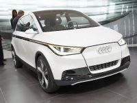thumbnail image of Audi A2 concept Frankfurt 2011