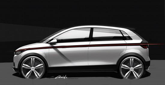 Audi A2 Concept