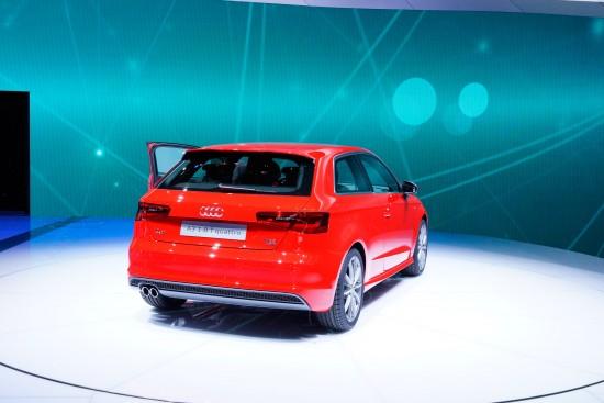 Audi A3 Geneva