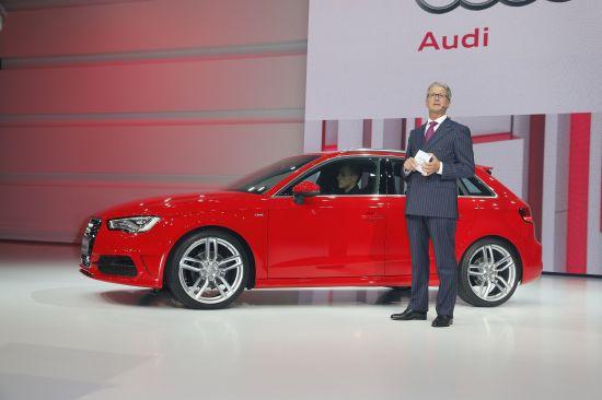 Audi A3 Sportback Paris