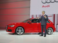 thumbnail image of Audi A3 Sportback Paris 2012