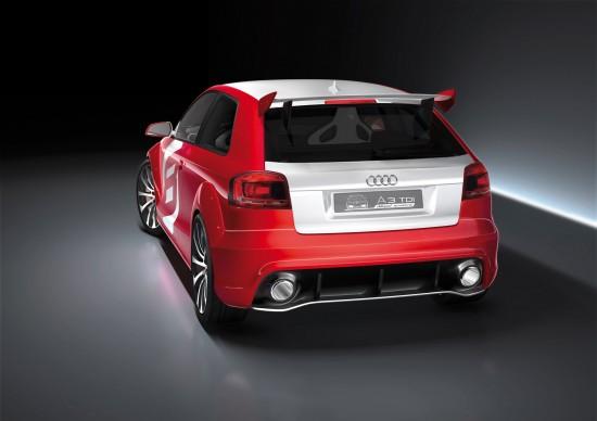Audi A3 TDI Clubsport Quattro
