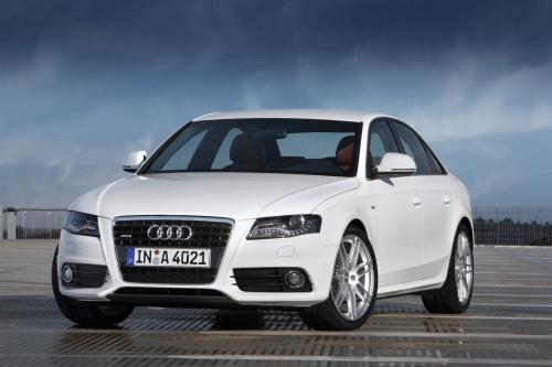Audi A4 2.0 TDI достигает выбросы СО2 на 88 грамм на километр