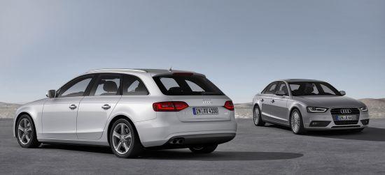 Audi A4 and A4 Avant TDI ultra