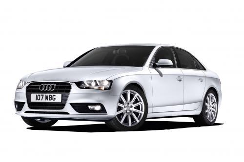 Audi A4 SE Technik предлагает Премиум-функции
