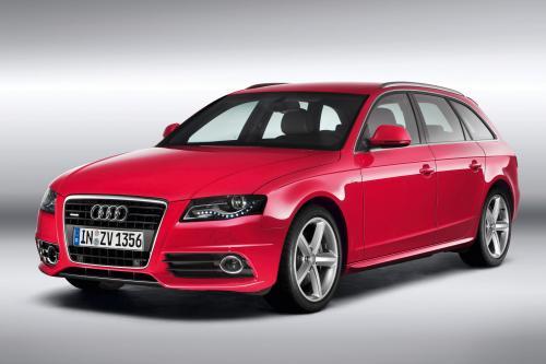 Audi A4 и A4 Avant более привлекательным