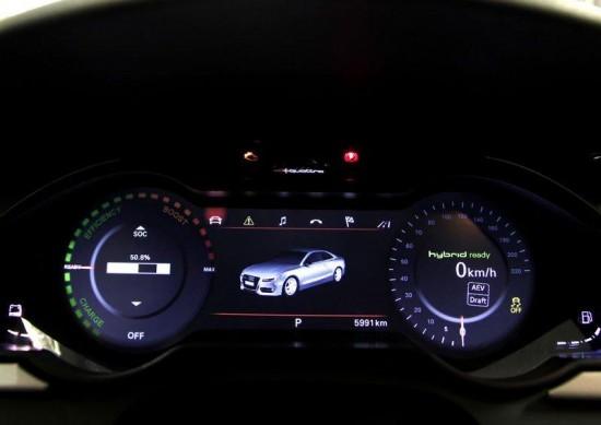 Audi A5 e-Tron Quattro Plug-in Hybrid