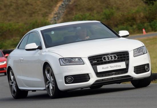 Audi A5 Lightweight Prototype