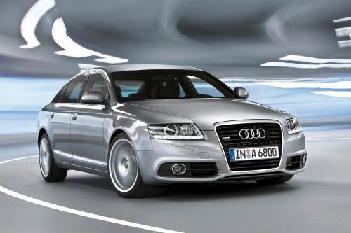 Audi A6 - победителем стал еще сильнее