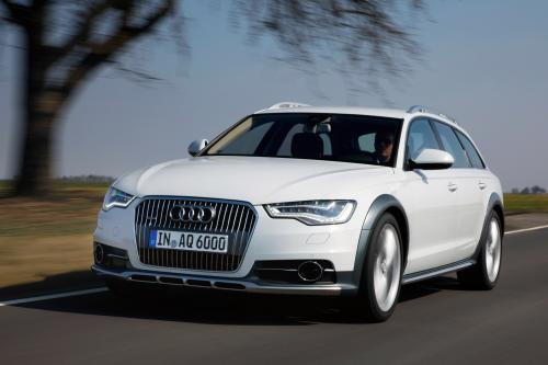 Audi A6 Avant Allroad