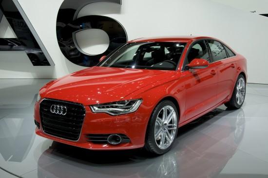 Audi A6 Detroit