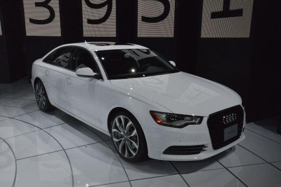 Audi A6 Los Angeles