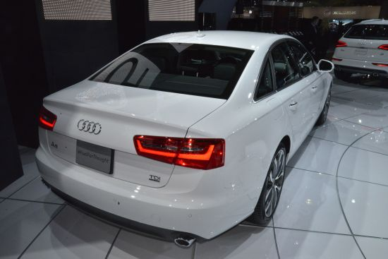 Audi A6 Los Angeles