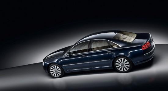 Audi A8 Comfort Plus