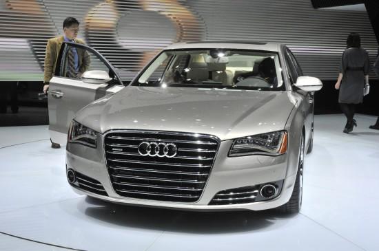 Audi A8 Detroit