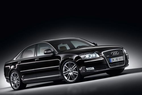 Новый дизайн и комплекты оборудования для Audi A8
