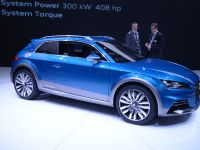 Audi Allroad Shooting Brake Detroit 2014