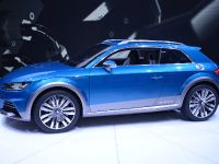 thumbnail image of Audi Allroad Shooting Brake Detroit 2014