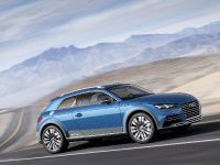 Audi allroad shooting brake show car