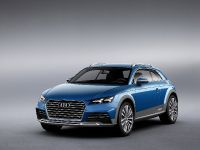 Audi allroad shooting brake show car, 3 of 5