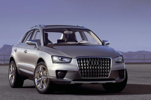 Audi Q3 SUV поколения будет производиться в городе Марторелл, Испания