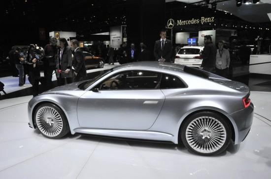 Audi e-tron Detroit