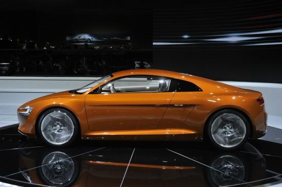 Audi e-tron Los Angeles