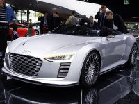 thumbnail image of Audi e-tron Spyder Paris 2010