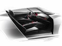 Audi e-tron Spyder sketches, 7 of 8