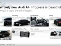 Audi iphone application, 3 of 6