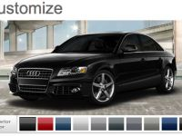 Audi iphone application, 1 of 6