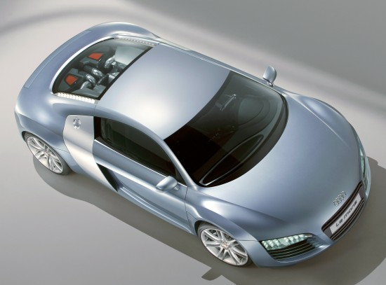 Audi Le Mans Concept