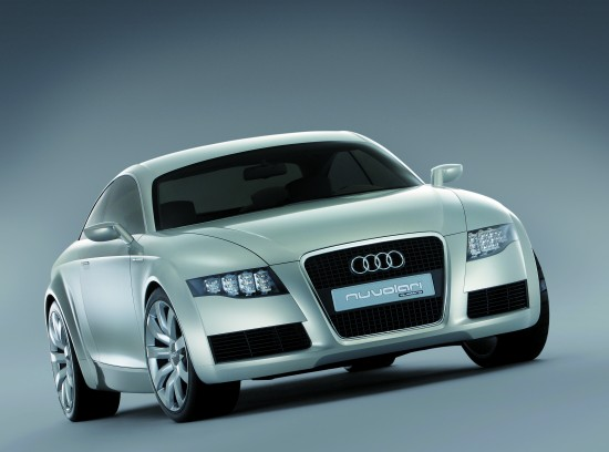 Audi Nuvolari Quattro