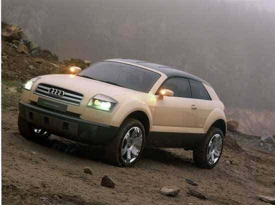 Audi Project Steppenwolf