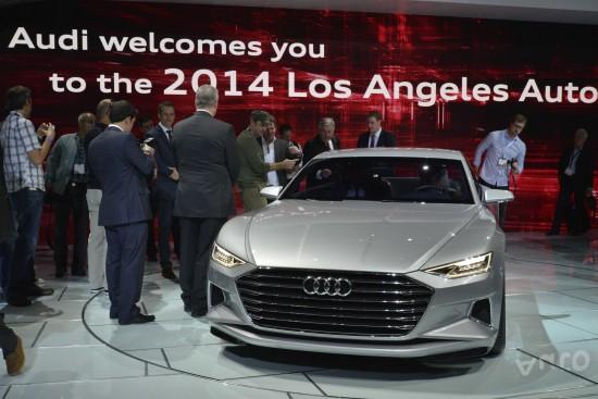 Audi prologue concept Los Angeles