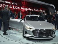 thumbnail image of Audi prologue concept Los Angeles 2014