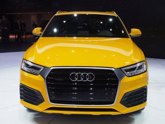 Audi Q3 Detroit