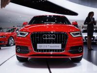 thumbnail image of Audi Q3 quattro Frankfurt 2011
