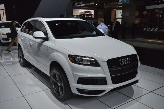 Audi Q7 Los Angeles