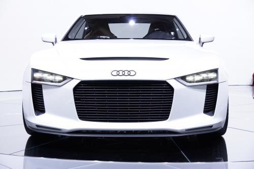 Audi Quattro Concept был представлен на Парижском автосалоне