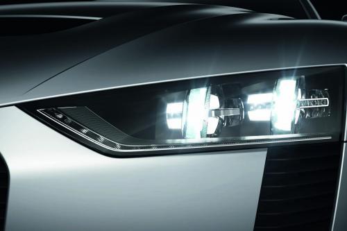 Audi Quattro Concept празднует 30-летие на Парижском автосалоне