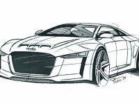 Audi Quattro Concept, 3 of 47