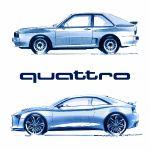 Audi Quattro Concept, 5 of 47