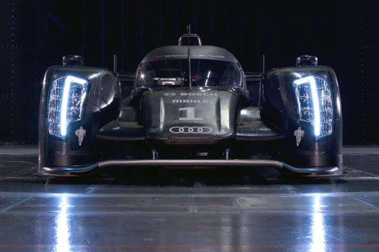 Audi R18 Race Car