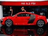 Audi R8 5.2 FSI Detroit 2009
