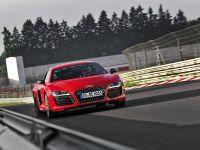 thumbnail image of Audi R8 e-tron Nurburgring Record