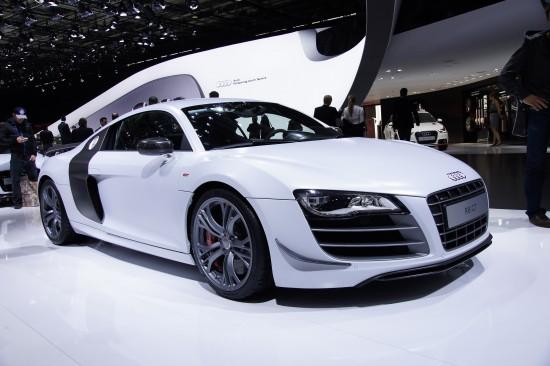 Audi R8 GT Paris
